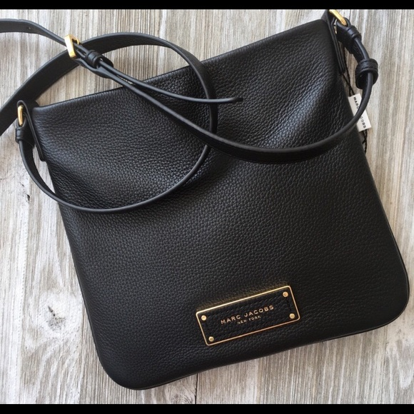 958b2a3731944 Marc Jacobs Sia Leather Crossbody NWT